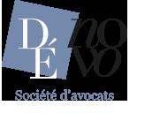 Dénovo, Société d'avocats Logo